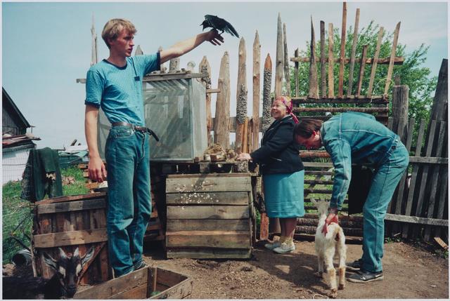 , 'Vasilevski Mokh, Russia,' 1993, Yancey Richardson Gallery