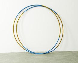 , 'Untitled (Hula Hoop),' 2011, Galerija Gregor Podnar