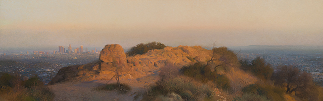 Ann Lofquist, 'Last Light, Griffith Park', 2015, Craig Krull Gallery