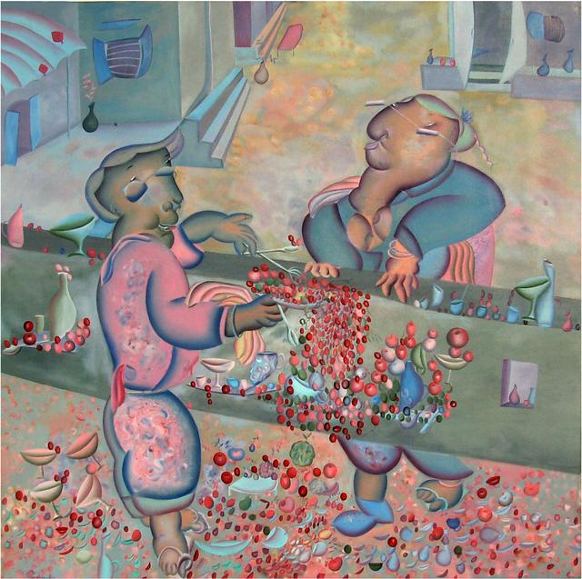 , 'Egoist Lady,' 2014, Gallery LVS