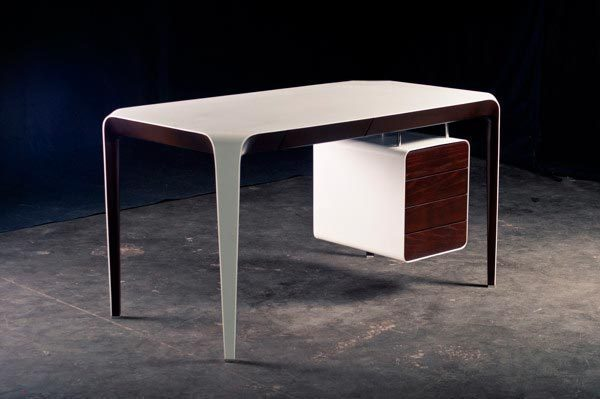 Desk by Vedran Erceg