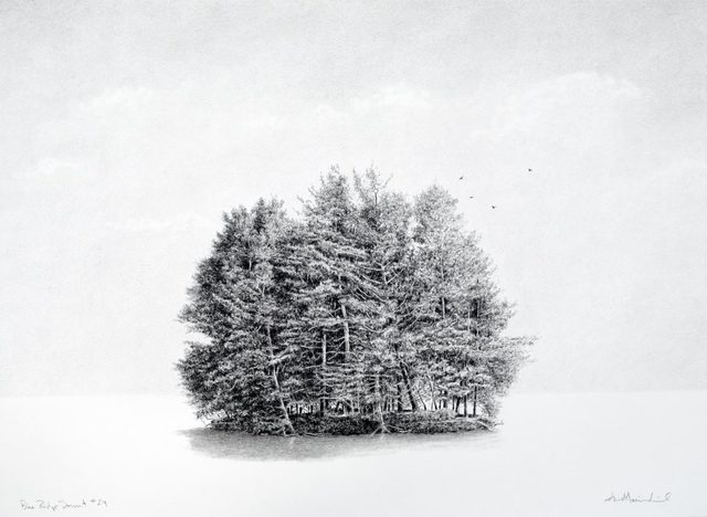 Ana Marie Liddell, 'Blue Ridge Sonnet #29', 2018, Les Yeux du Monde Gallery