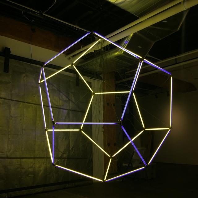 , 'Kepler's Mysterium,' 2016, Joseph Gross Gallery