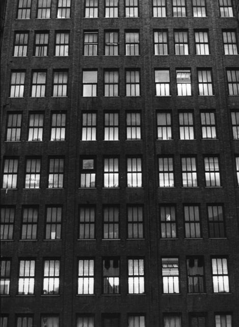 , 'Factory Building I (Factory Windows),' 1979, Tibor de Nagy