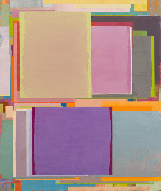 , 'Den Tisch in die Ecke stellen 63 将桌子置于角落 63,' 2017, PIFO Gallery