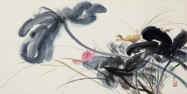 , 'Lotus (MA-089),' 2001, Erik Thomsen