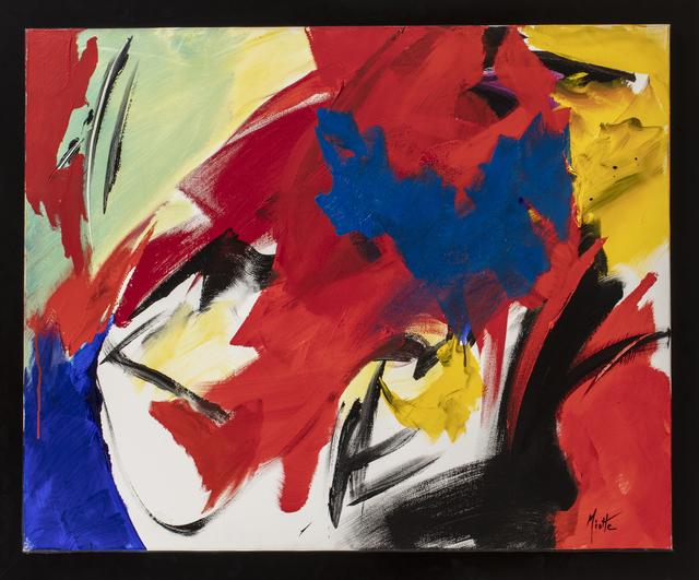 Jean Miotte, 'Untilted', Circa 1995-1999, Millon