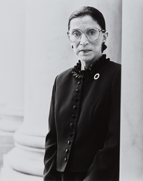 Ruth Bader Ginsburg, Supreme Court, D.C., November 1