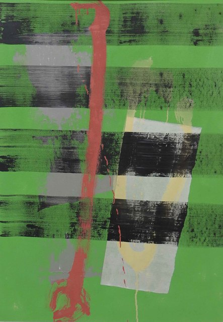 , 'Green Passage,' 2013, Sopa Fine Arts