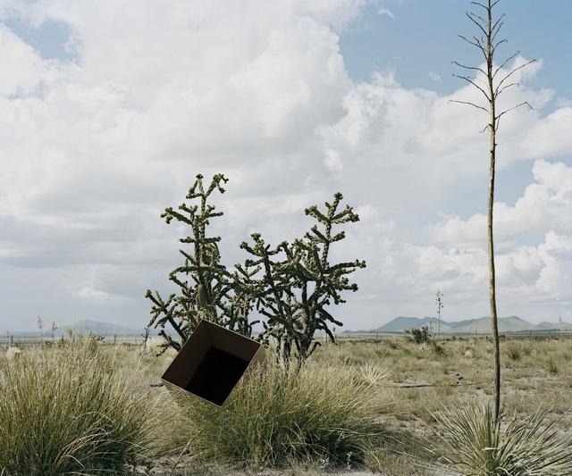 , 'Single Cube Formation No.3, Marfa, TX ,' 2011, Tiwani Contemporary