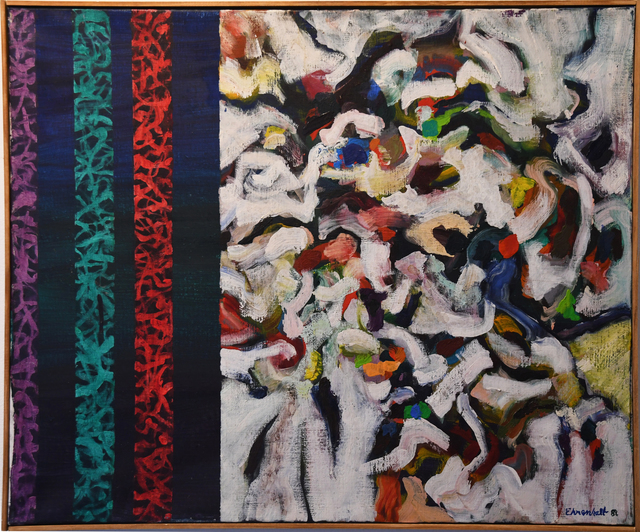 , 'Pennant,' 1988, Anita Shapolsky Gallery