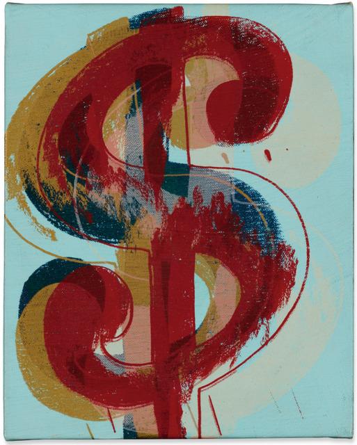 Andy Warhol, 'Dollar Sign', 1981, David Benrimon Fine Art