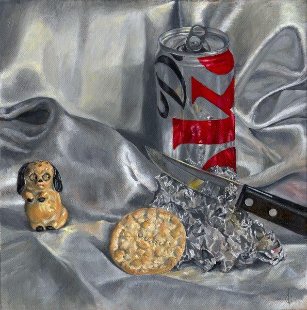 , 'Sinester Sliver Snackcake,' 2016, Bowersock Gallery