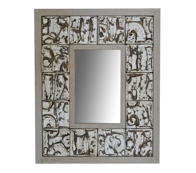 , 'MIRROR WITH SCULPTURAL FRAME,' 2013, Gray Gallery