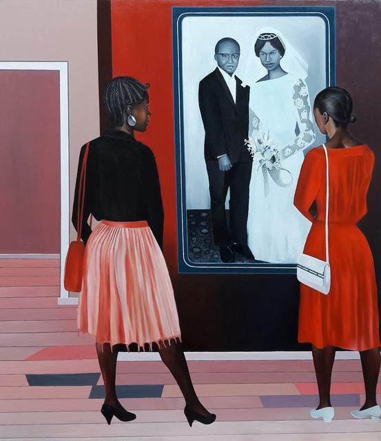 , 'In Awe of the Married Couples,' , Circle Art Agency