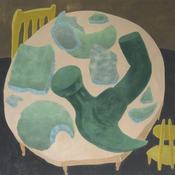 , 'Broken Vase,' 2015, ICA Philadelphia