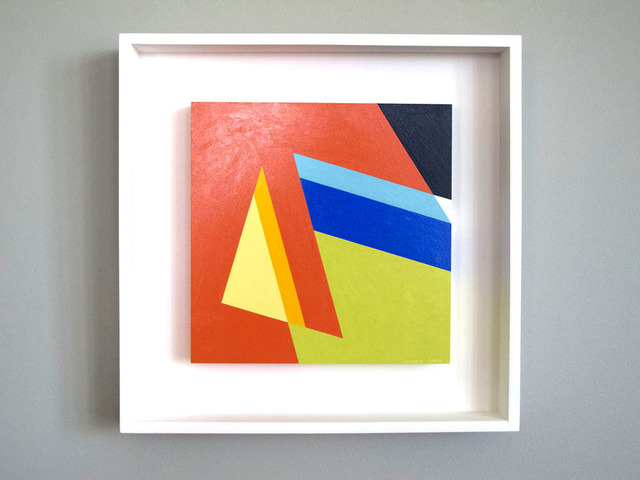 , 'Crag (painting),' 2010, AH Contemporary