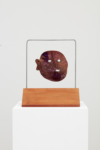 , 'Flying Face 3,' 1990, Kayne Griffin Corcoran