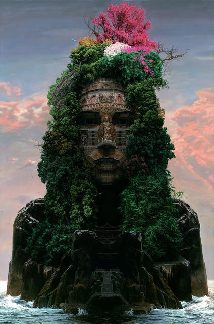 , 'Karen Island,' 2015, Mizuma Art Gallery