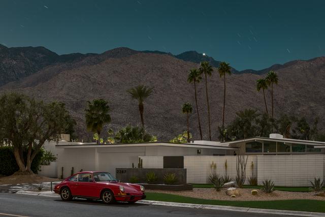 , 'Raspberry Camino Real II - Midnight Modern,' 2020, ARTITLEDcontemporary
