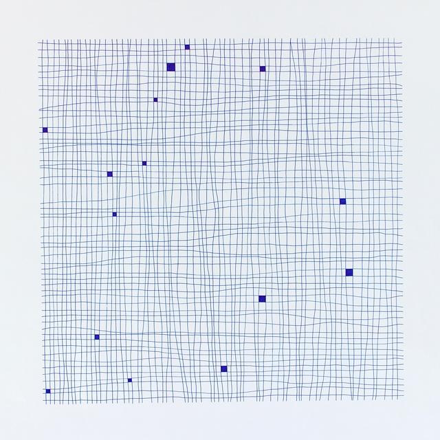 """, '""""Flatland N° 31 """",' 2017, Galerie Dutko"""