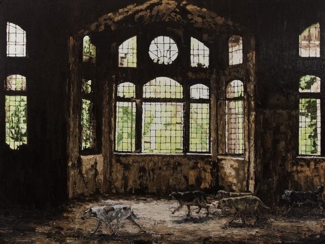 , 'Meridian,' 2009, LE Gallery