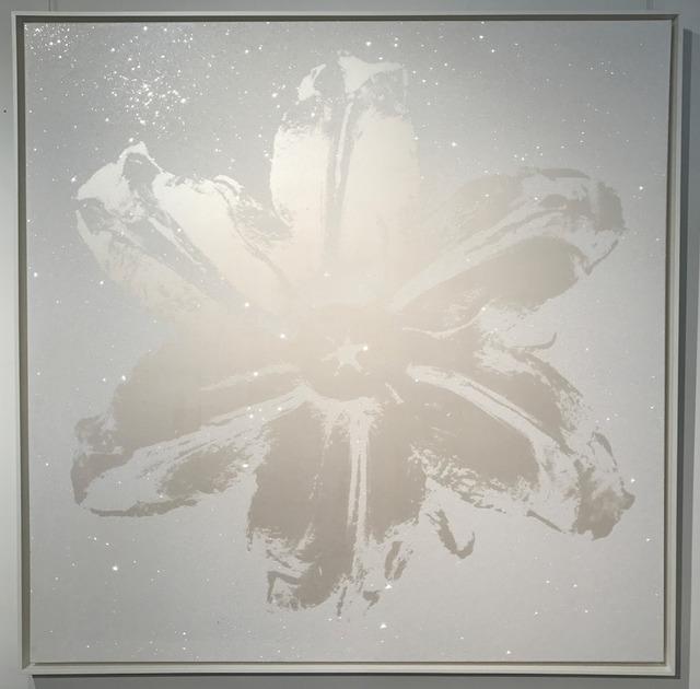 , 'Power Flower - White Pearl,' 2016, Art Angels