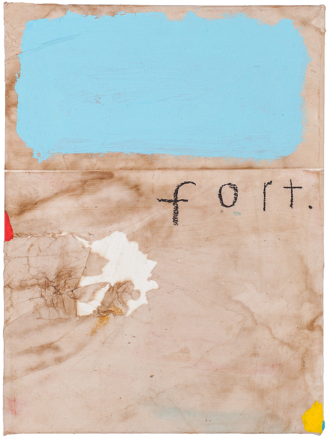 , 'Fort,' 2016, The Road Gallery