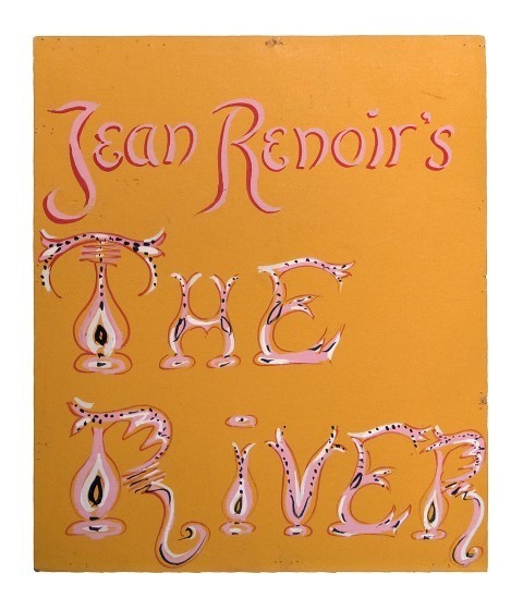 , 'Jean Renoir's The River,' , Tibor de Nagy