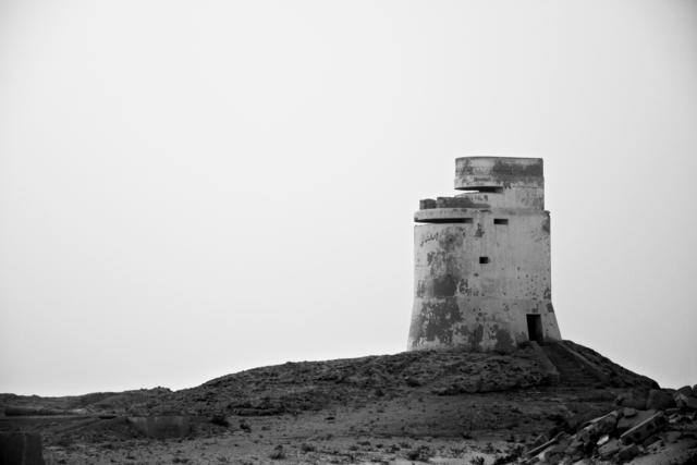 , 'The Observation Pillar - Nouadhibou, Mauritania,' 2016, Zilberman Gallery