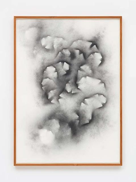, 'Non-Folding–Geometric Tipping #44,' 2013, kurimanzutto