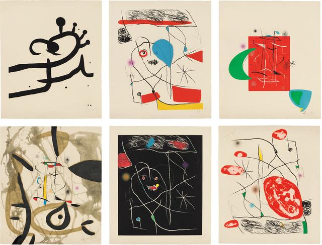 Joan Miró, 'El Pi de Formentor (The Pine of Formentor)', 1976, Phillips