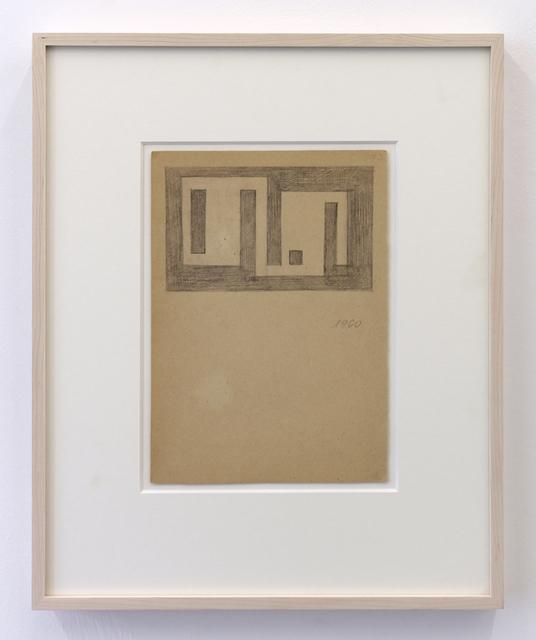 , '43,' 1960, Galerija Gregor Podnar