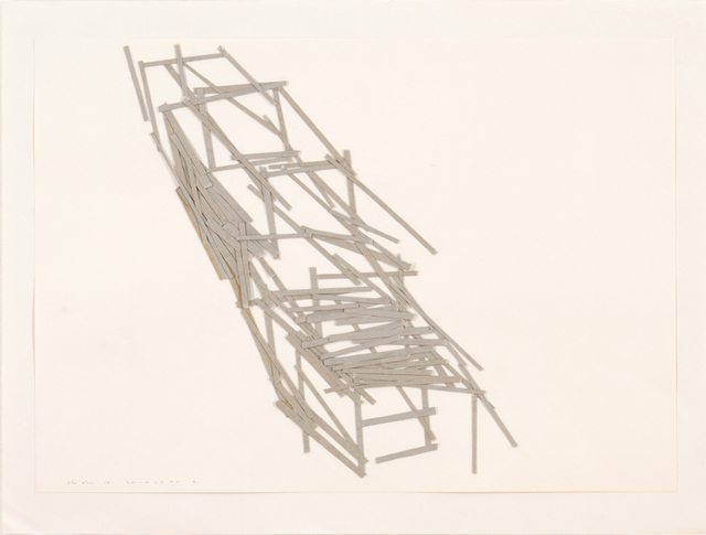 , 'Site plan 19,' 1991, Art Front Gallery