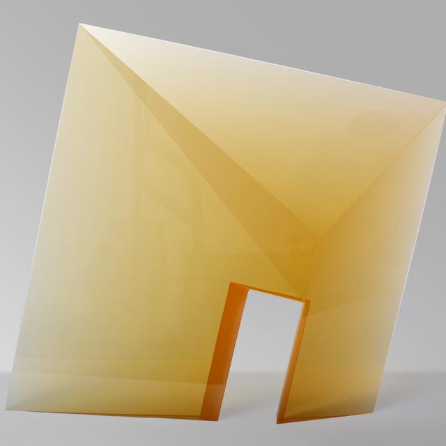 , 'Yellow Passage,' 2018, Ai Bo Gallery