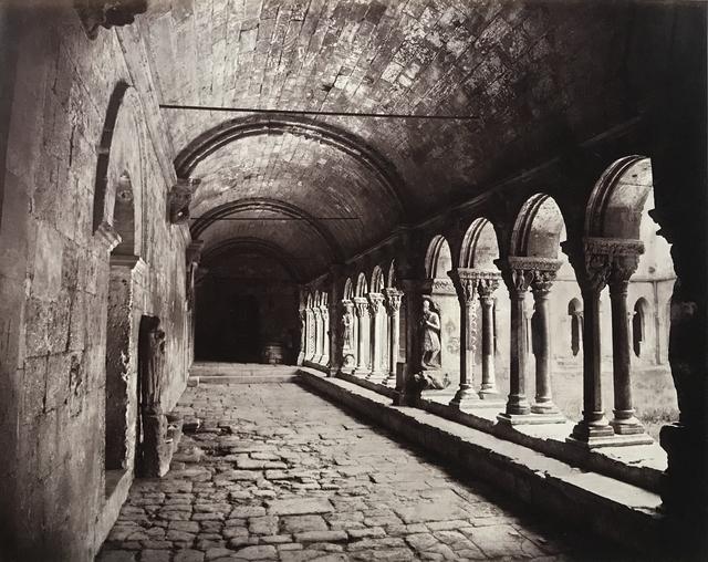 Édouard Baldus, 'Arles. Cloitre St Trophime', ca. 1860, James Hyman Gallery