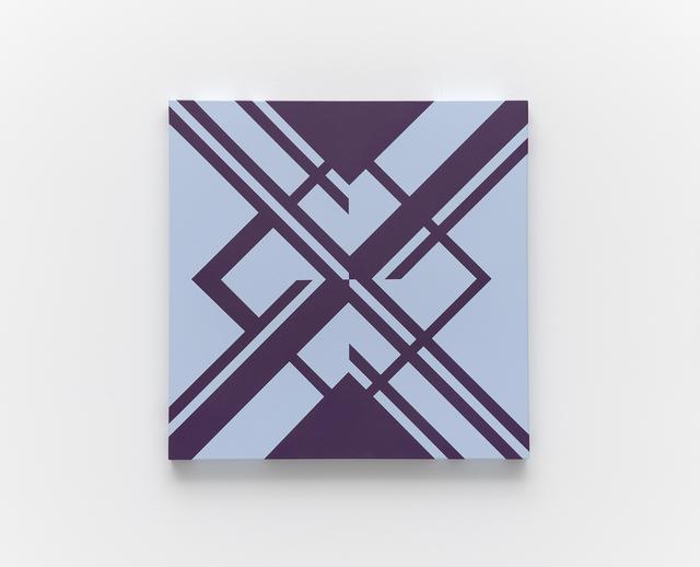 , 'Possibilities of a Structure: Diagonals: 1.3.30,' 2017, Nils Stærk