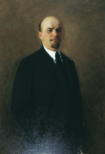 , 'Lenin,' 1949, Surikov Foundation