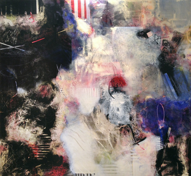 , 'Night Studio,' 2012, De Luca Fine Art Gallery
