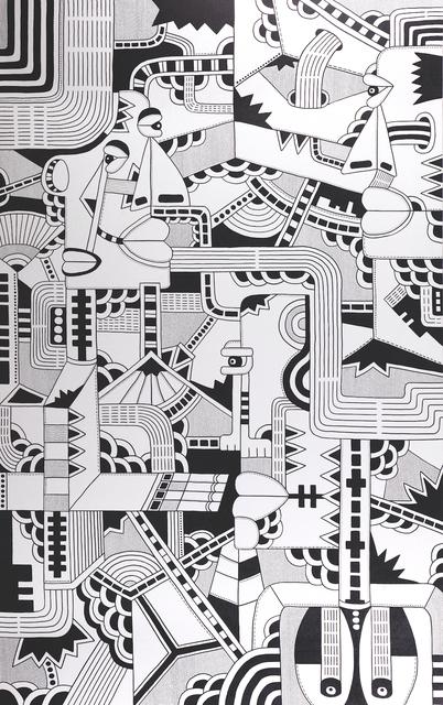 , 'Vertigo 眩晕,' 2012, Galerie Dumonteil