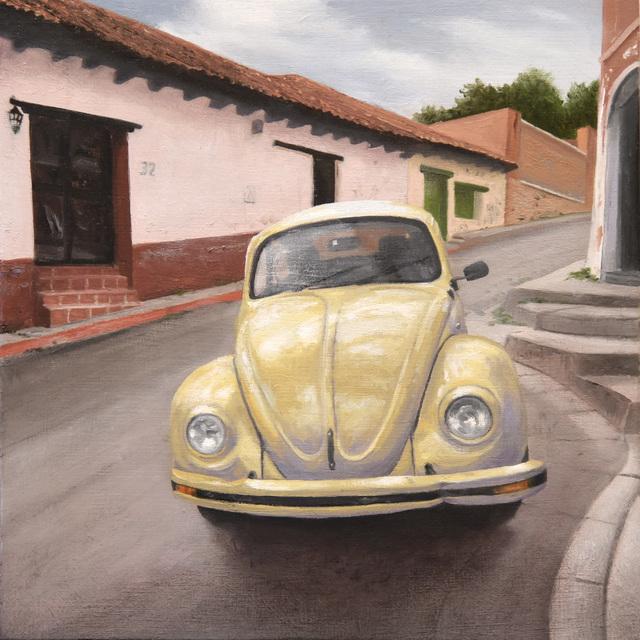 Scott Duce, 'Vocho Viejo #17', 2017, Arden Gallery Ltd.