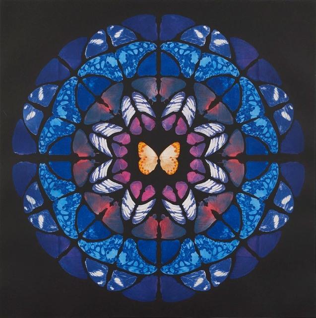 Damien Hirst, 'Dome (from Sanctum series)', 2009, Reuben Colley Fine Art