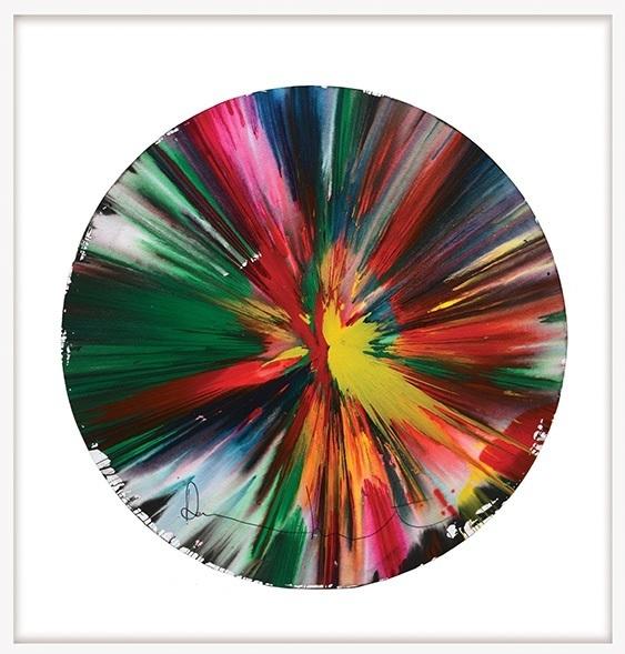 , 'Spin Painting, Kiev, Pinchuk Art Centre,' 2009, Tanya Baxter Contemporary