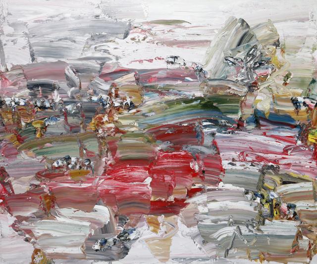 , 'Electronic Rainbow, Thousand Eyes,' 2015, Nanda Hobbs Contemporary