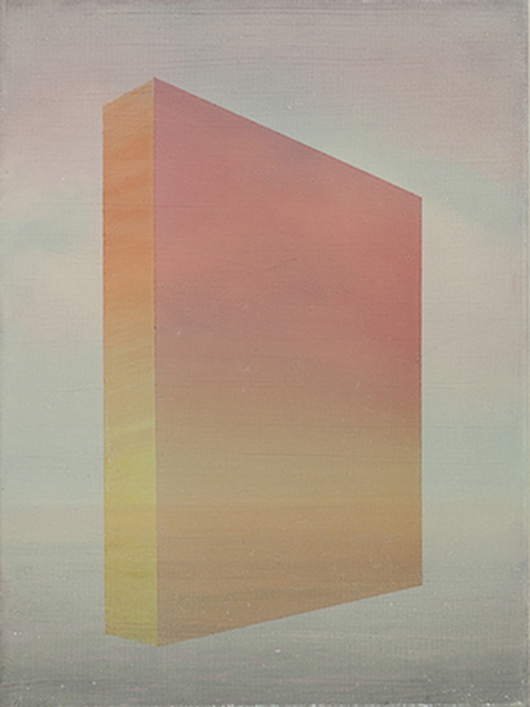 , 'Plaque rose,' 2015, Galerie Les filles du calvaire