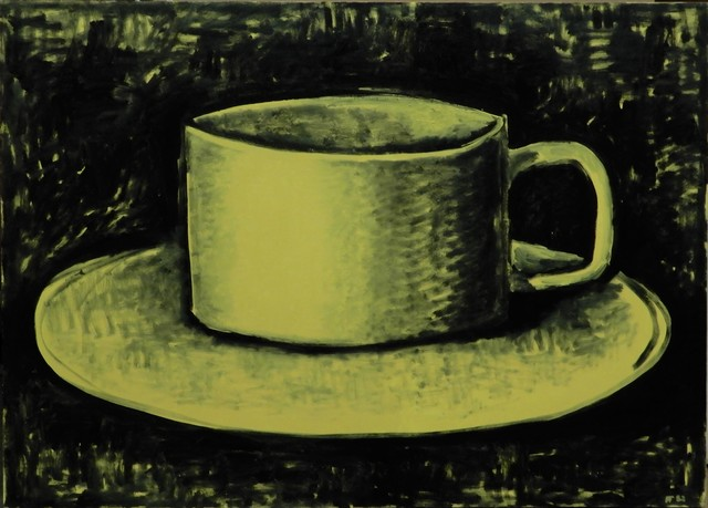 , 'Yellow Cup,' 1982, Alpha Gallery