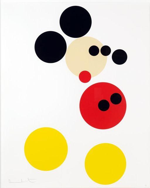 Damien Hirst, 'Mickey Mouse', 2010, Gormleys Fine Art