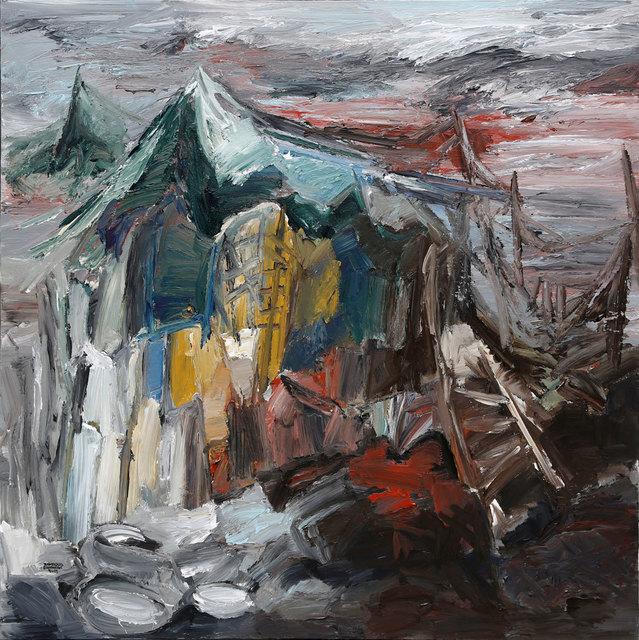 , 'Untitled,' 2015, Ayyam Gallery