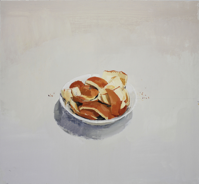 Alberto Romero, 'Cuenco con pieles de naranja', 2013, PontArte