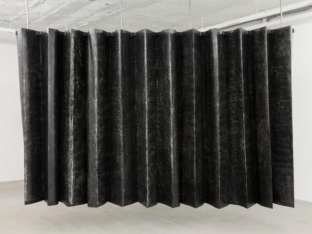 , 'Curtain (wall),' 2015, Artopia di Urso Rita